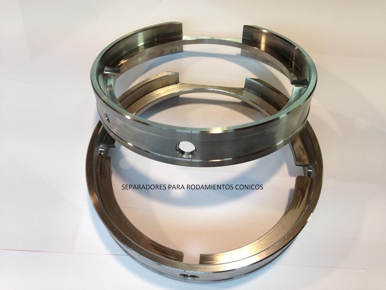 separadores para rodamentos conicos